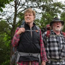 A Walk in the Woods: Robert Redford e Nick Nolte nei boschi