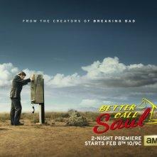 Better Call Saul - il primo poster della serie