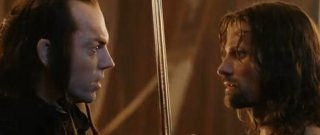Andúril, la spada riforgiata