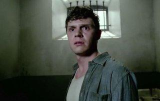 American Horror Story Freak Show: Evan Peters nella puntata Orphans