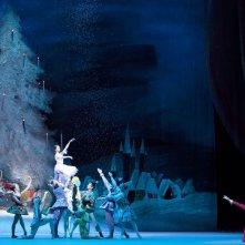 Il Balletto del Bolshoi di Mosca: Lo Schiaccianoci, un'immagine del balletto in diretta dal celebre teatro russo