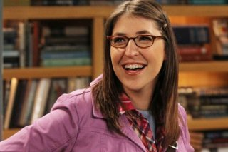 The Big Bang Theory: Mayim Bialik è Amy Farrah Fowler