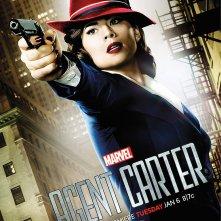 Locandina di Agent Carter