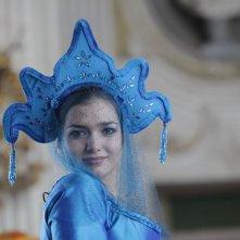 Cenerentola: Lena Belkina nei panni di Cenerentola in una scena dell'evento cinematografico