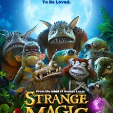 Locandina di Strange Magic