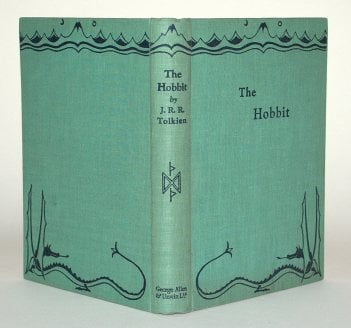The Hobbit: la prima edizione