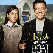 Fresh Off the Boat: la locandina della commedia