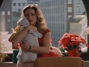 Ally McBeal: Jane Krakowski nell'episodio intitolato Un bambino per Elaine