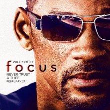 Focus - Niente è come sembra: il character poster di Will Smith
