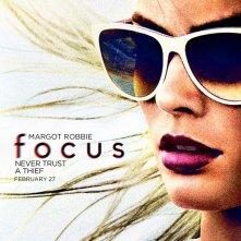 Focus - Niente è come sembra: il character poster di Margot Robbie