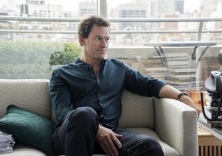 The Affair: l'attore Dominic West in una scena del decimo episodio