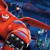 Big Hero 6 e gli altri supereroi animati