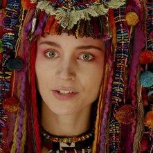 Pan: Rooney Mara in una scena del film nei panni di Giglio Tigrato