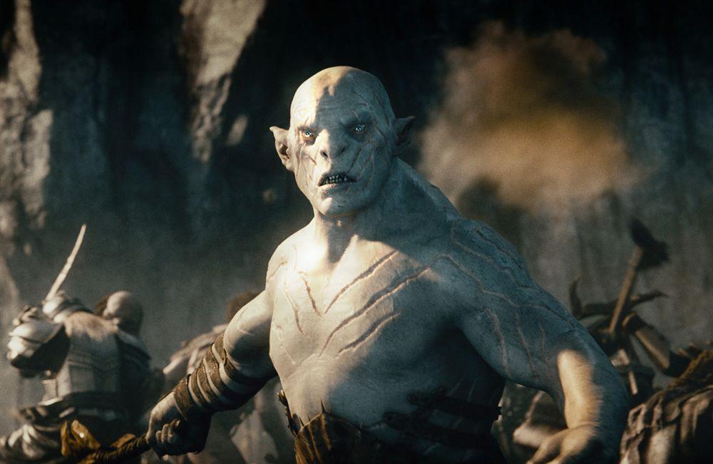 Lo hobbit: Azog il profanatore
