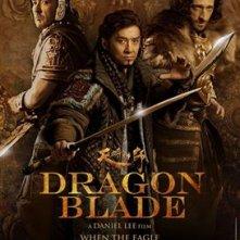 Locandina di Dragon Blade