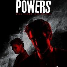 Powers: la locandina della serie