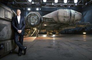 Star Wars - il risveglio della Forza: un'immagine del Millennium pubblicata su Fortune