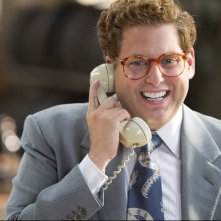 The Wolf of Wall Street: Jonah Hill in una scena