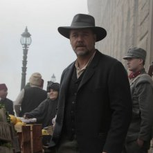 Russell Crowe in una scena di The Water Diviner