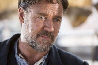 The Water Diviner: Russell Crowe in un primo piano tratto dal film