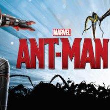 Ant-Man: un banner promozionale