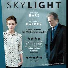 Locandina di National Theatre Live - Skylight