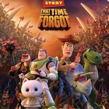 Locandina di Toy Story That Time Forgot