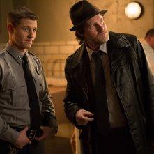 Gotham: Ben McKenzie e Donal Logue in La galleria dei furfanti