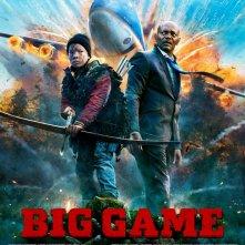 Locandina di Big Game - Caccia al Presidente