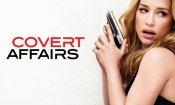 Covert Affairs cancellato dopo 5 stagioni