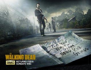 The Walking Dead - key art per la seconda parte della stagione 5