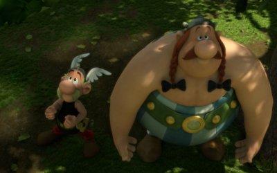 Asterix e il Regno degli Dei, un film d'animazione per la libertà