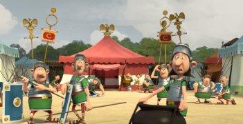 Asterix e il Regno degli Dei: una scena tratta dal film animato