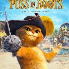 The Adventures of Puss in Boots: la locandina della serie