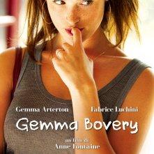 Character poster italiano di Gemma Bovery dedicato a Gemma Arterton