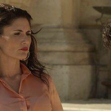 Italo: Marco Bocci con Barbara Tabita in una scena del film