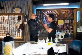 Ant-Man: Paul Rudd a colloquio col regista Peyton Reed