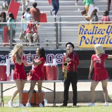 Glee: Heather Morris, Naya Rivera e Dianna Agron in Homecoming