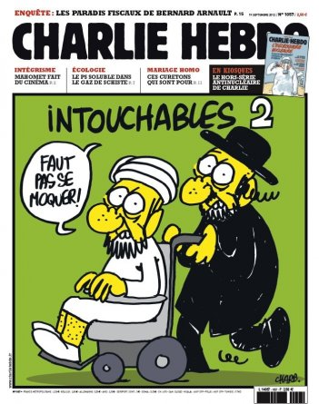 Charlie Hebdo: Intouchables 2