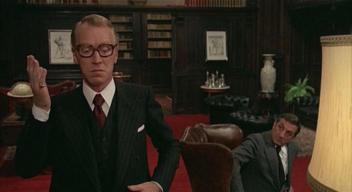 Max von Sydow in Cadaveri Eccellenti