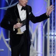 Golden Globes 2015 - Eddie Redmayne vince per La teoria del tutto