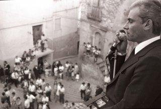 Gian Maria Volontè ne Il caso Mattei