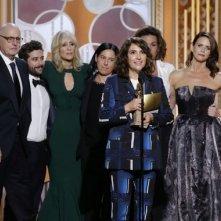 Transparent: il tean dello show festeggia il Golden Globes conquistato