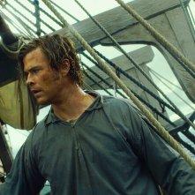 In the Heart of the Sea: Chris Hemsworth protagonista del nuovo film di Ron Howard