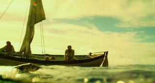 In the Heart of the Sea: una scena del film
