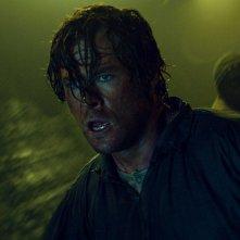 In the Heart of the Sea: Chris Hemsworth in un drammatico momento del film