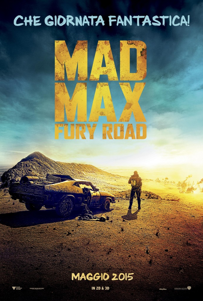 Locandina di Mad Max: Fury Road