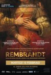 Locandina di Rembrandt - La grande Arte al Cinema