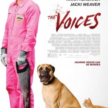Locandina di The Voices
