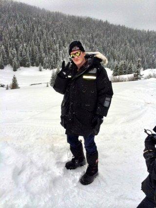 The Hateful Eight: Quentin Tarantino in tenuta invernale